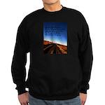 Buddist Proverb Sweatshirt (dark)