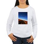 Buddist Proverb Women's Long Sleeve T-Shirt