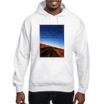 Buddist Proverb Hooded Sweatshirt