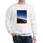 Buddist Proverb Sweatshirt