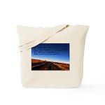 Buddist Proverb Tote Bag
