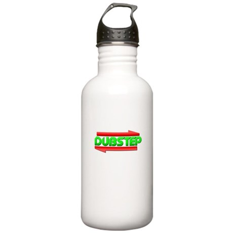 Dubstep 8 Stainless Water Bottle 1.0L