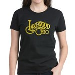 Lakewood Logo Women's Dark T-Shirt