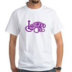 Lakewood Logo White T-Shirt