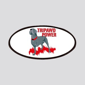 Tripawd Power Bellona Patches