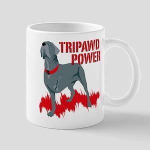 Tripawd Power Bellona Mug