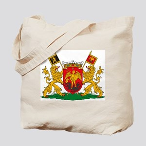 Brussels Coat of Arms Tote Bag