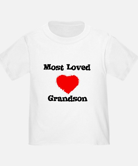 Most Loved Grandson T