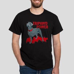 Tripawd Power (Bellona) Dark T-Shirt