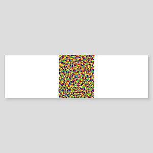 TRIANGULATION Sticker (Bumper)