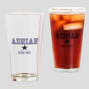 Adrian - Name Team Pint Glass
