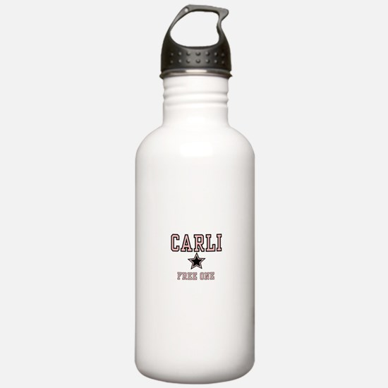 Carli - Name Team Water Bottle