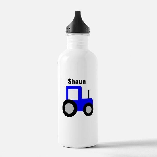 Shaun - Blue Tractor Water Bottle