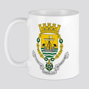 Lisbon Coat of Arms Mug