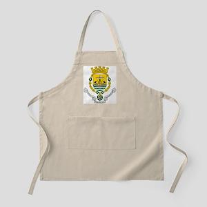 Lisbon Coat of Arms BBQ Apron