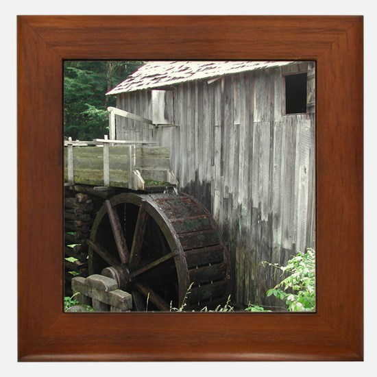 Cable Mill Framed Tile