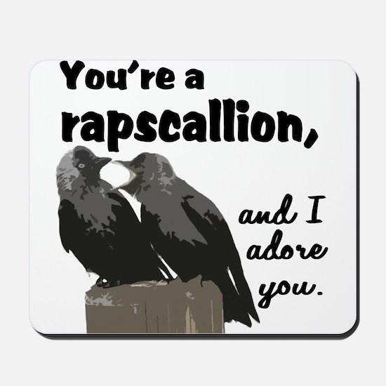 Rapscallion Sky Mousepad