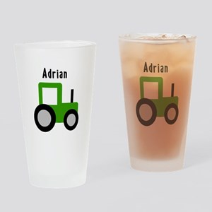 Adrian - Tractor Pint Glass