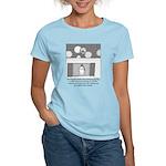 Old Man Johnson's Roof Women's Light T-Shirt