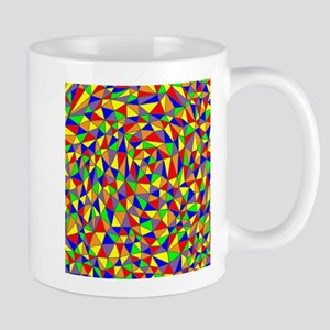 TRIANGULATION III Mug