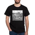 Fish Out of Water (no text) Dark T-Shirt