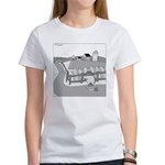 Fish Out of Water (no text) Women's T-Shirt