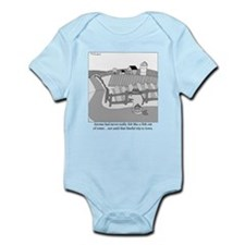 Fish Out of Water Infant Bodysuit