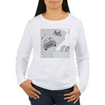 In Kansas Now (no text) Women's Long Sleeve T-Shir