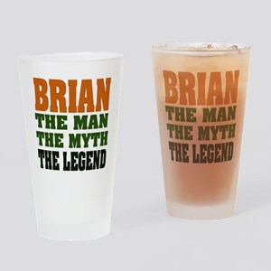 BRIAN - The Legend Pint Glass