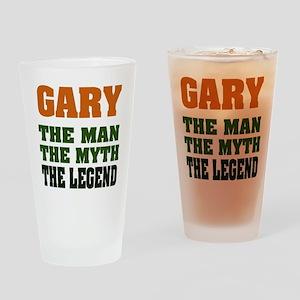GARY - the Legend Pint Glass