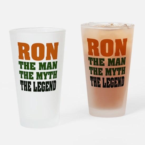 RON - The Legend Pint Glass