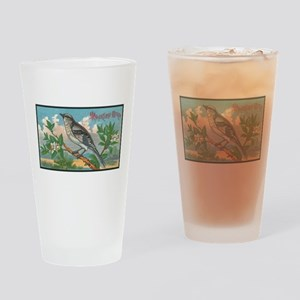 Mocking Bird Pint Glass