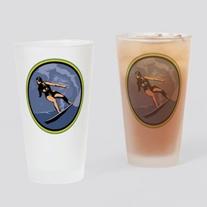 Surfer Girl Pint Glass