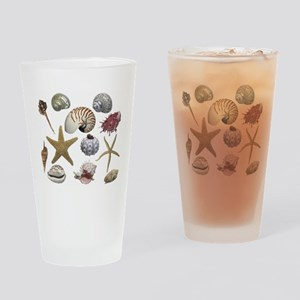 Shells Pint Glass
