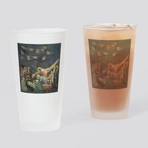 Lamentation of Christ Pint Glass