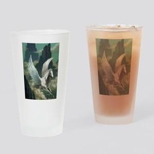 Pegasus Pint Glass
