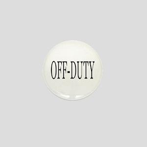 Off-Duty Mini Button