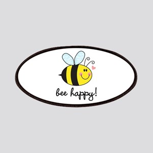 Bee Happy Patches