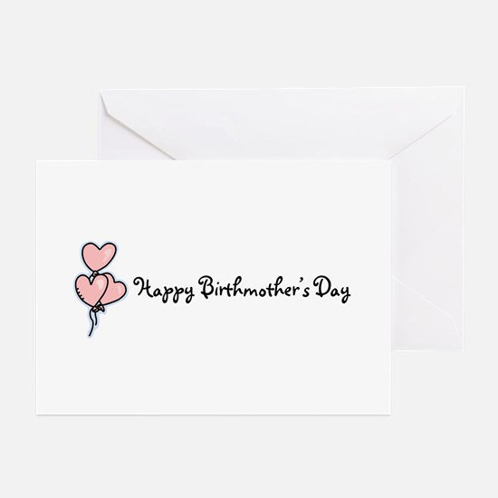 Happy Birthmother's Day Greeting Cards (Package of