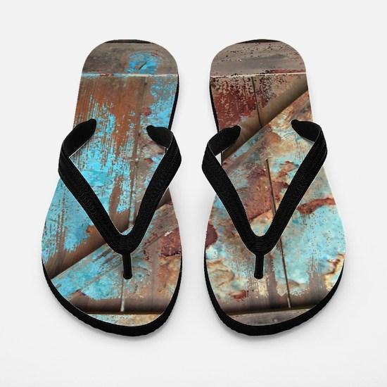 Cool Barn Flip Flops
