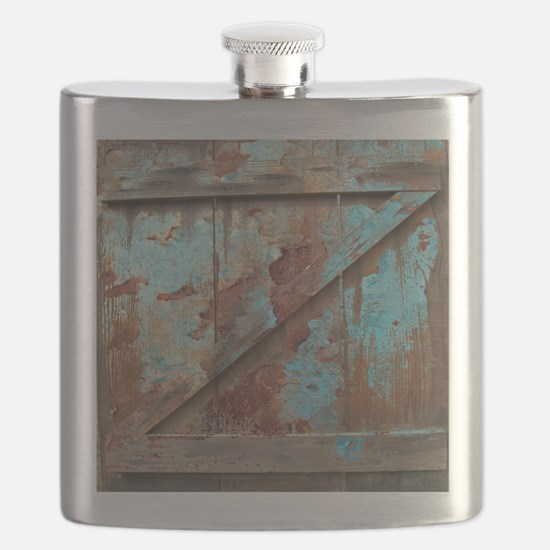 Funny Rust Flask