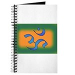 Aum/Ohm Face Meditation/Yoga Journal