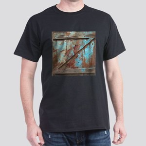 distressed turquoise barn wood T-Shirt