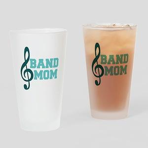 Treble Clef Band Mom Pint Glass