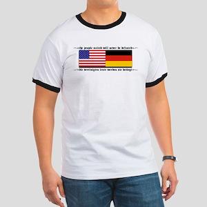 USA - Germany Ringer T