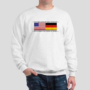USA - Germany Sweatshirt