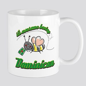 Awesome Being Dominican Mug