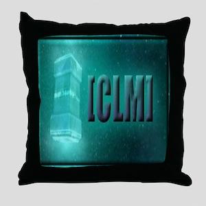 CLM Throw Pillow