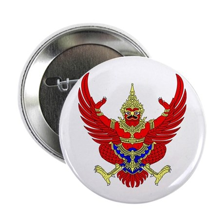 "Thai Garuda Symbol 2.25"" Button (100 pack)"