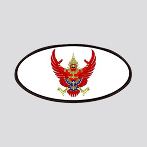 Thai Garuda Symbol Patches